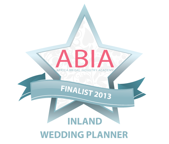Wedding planner finalist 2013